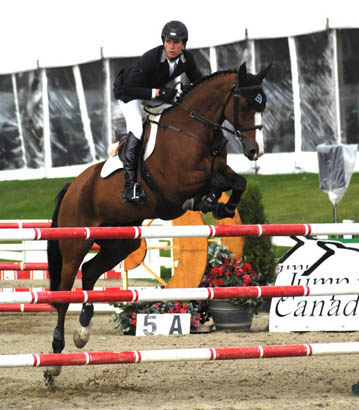 Thumbnail for One Month Until Jump Canada Young Horse Series Opens