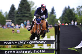 Thumbnail for Ian Millar Turns On Star Power at National Capital Show Jumping Tournaments
