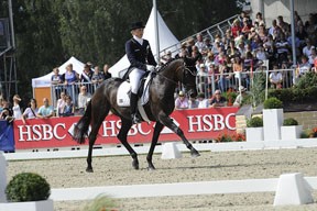 Thumbnail for Ingrid Klimke is Golden in European Eventing Championships