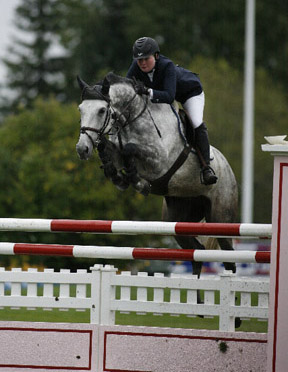 Thumbnail for 2011 Equine Canada Junior Equestrian of the Year: Dominique Shone