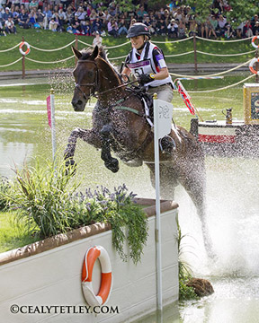 Thumbnail for Jessica Phoenix Leads Canadian Eventers