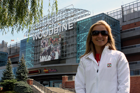 Thumbnail for Exponential: A Woodbine Star Rises at London Olympics