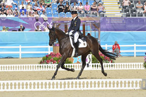 Thumbnail for Olympic Eventing: Day 1, Dressage Phase