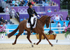 Thumbnail for Olympic Eventing: Day 2, Dressage Phase