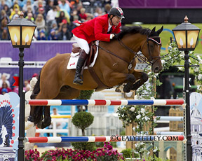 Thumbnail for Canadian Olympic Team for Show Jumping in Sixth Position