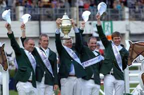Thumbnail for Irish Make it a Double in Dublin as Germany Claims the 2012 Title