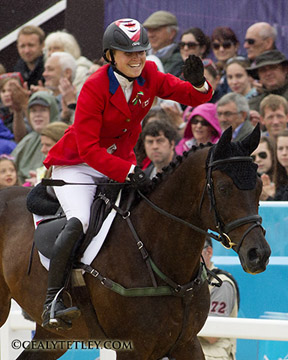 Thumbnail for Jessica Phoenix Top Canadian Olympic Eventer
