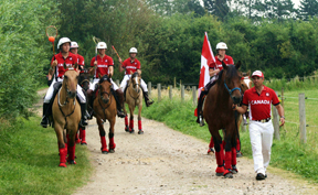 Thumbnail for Canadian Polocrosse Team Wins in Europe