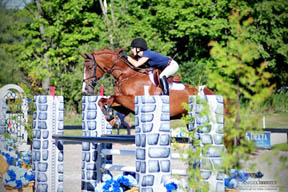 Thumbnail for Jackie Henderson and Sara Dowhey Top Emerging Rider Standings