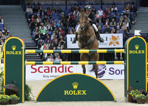 Thumbnail for Rolex FEI World Cup™ Jumping: Round 2, Helsinki