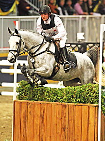 Thumbnail for Five-time Indoor Eventing Royal Champion to Defend His Title