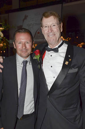 Thumbnail for Ian Millar and Hickstead Inducted into Jump Canada Hall of Fame