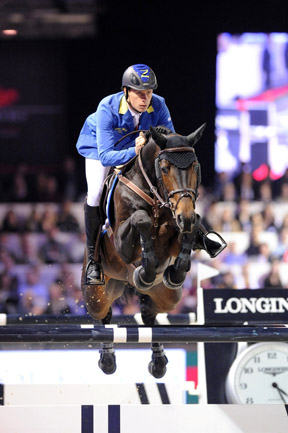 Thumbnail for Christian Ahlmann Holds Number One Spot in Longines Rankings