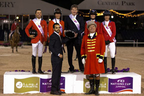Thumbnail for Furusiyya FEI Nations Cup™ Jumping: Round 2, Wellington