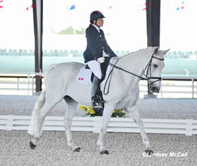Thumbnail for Canada Wins Para-Equestrian Team Championship at 2013 Adequan Global Dressage Festival
