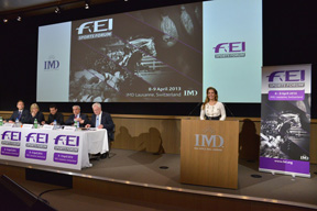 Thumbnail for FEI Sports Forum: Debate on Olympic and Paralympic Qualification