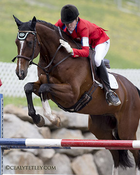 Thumbnail for Canadians Earn Top Results at Bromont