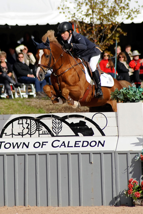 Thumbnail for Conor Swail Claims Caledon Cup