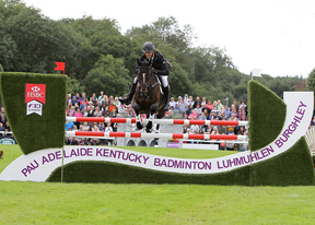 Thumbnail for Jonathan Paget Wins Land Rover Burghley Horse Trials