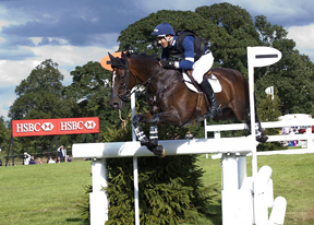 Thumbnail for Land Rover Burghley Horse Trials: Cross-Country