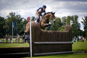 Thumbnail for Rebecca Howard Competes at Land Rover Burghley Horse Trials