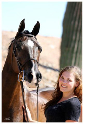 Thumbnail for Canadian Wins Arabian Horse Association Youth of the Year Award