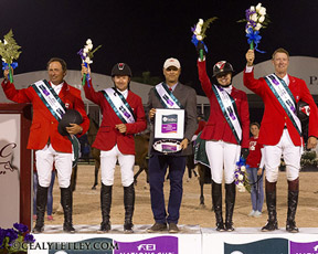 Thumbnail for Canada Dominates Florida's Furusiyya FEI Nations' Cup