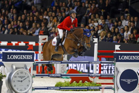 Thumbnail for Kent Farrington and Austria 2 win Jolera International at Royal