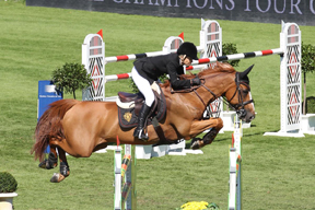 Thumbnail for Show Jumping Legend Itot Du Chateau To Retire