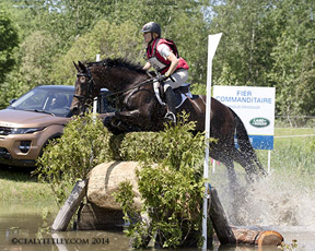 Thumbnail for Jessica Phoenix Wins CCI 3* at Bromont Three Day Event