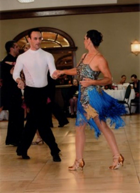 Thumbnail for Jane Savoie Steps Up Campaign to Join Dancing with the Stars