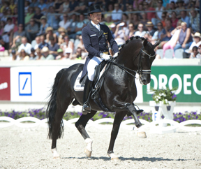 Thumbnail for Germany wins FEI Nations Cup™ Dressage at Aachen