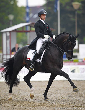 Thumbnail for David Marcus Finishes Second at CDI3* Verden