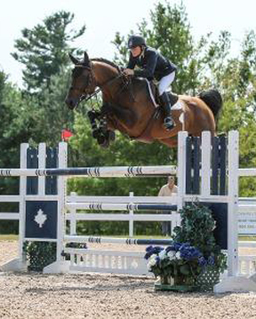 Thumbnail for Leslie Howard and Tic Tac Top $100,000 CSI2* Synoil Energy Services Cup