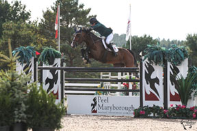 Thumbnail for Conor Swail Defends Grand Prix Title at Caledon Pan Am Equestrian Park