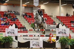 Thumbnail for Jill Henselwood Secures Victory in SynOil Energy Services CSI** Cup