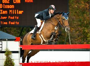 Thumbnail for Millar Bests Massive Field in Prelude to the International