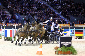 Thumbnail for Boyd Exell Makes History with Sixth FEI World Cup™ Driving Final Win
