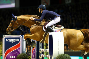 Thumbnail for World Cup goes to Bertram Allen at Royal Horse Show