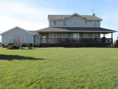 Thumbnail for $985,700 for a horse farm just outside Red Deer, Alberta