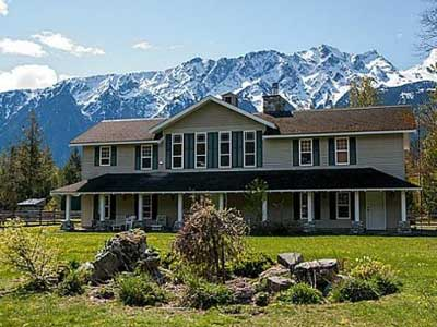 Thumbnail for 10-acre hideaway with mountain views in Pemberton, B.C.