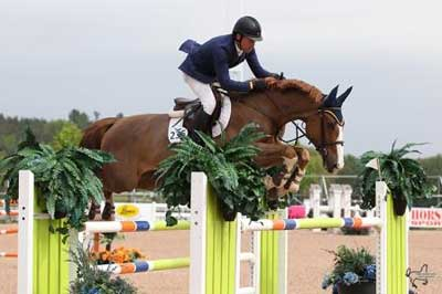 Thumbnail for Show Jumpers Test Drive Pan Am Venue