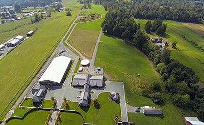 Thumbnail for $6,980,000 for the ultimate equestrian facility with pastoral and mountain views in Abbotsford, BC