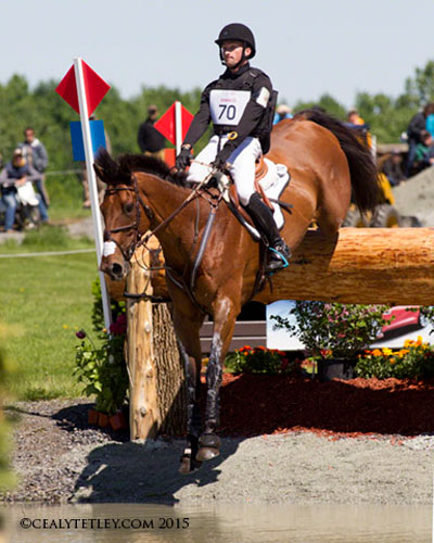 Thumbnail for Waylon Roberts Makes Top Three at CCI 3* Jaguar Land Rover Bromont Three-Day Event