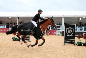 Thumbnail for Great Britain's Laura Renwick Takes Final GCT Title in London