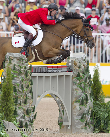 Thumbnail for Show Jumping Closes Out Pan Am Equestrian