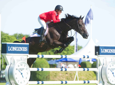 Thumbnail for Beezie Madden Wins Second Consecutive King's Cup