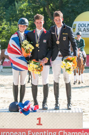 Thumbnail for British Eventers Dominate at Strzegom