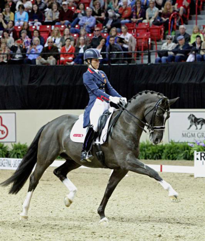 Thumbnail for Charlotte Dujardin and Valegro to Compete at Central Park Horse Show