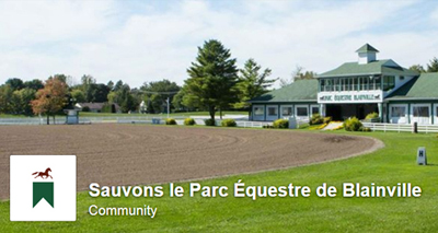 Thumbnail for Blainville Equestrian Park to Close